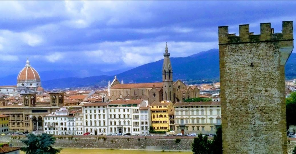 interesting facts about Florence, most interesting holy places