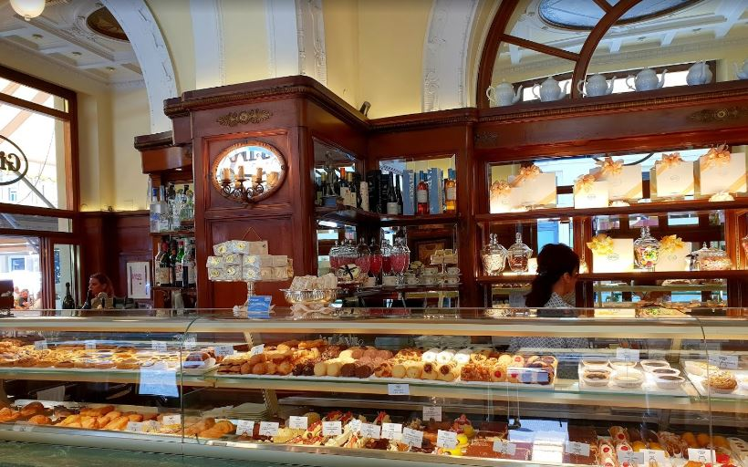 Famous Cafe in Tuscany, the Best Cafe in Tuscany,