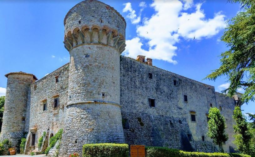 castles in Tuscany, 10 best castles in Tuscany,