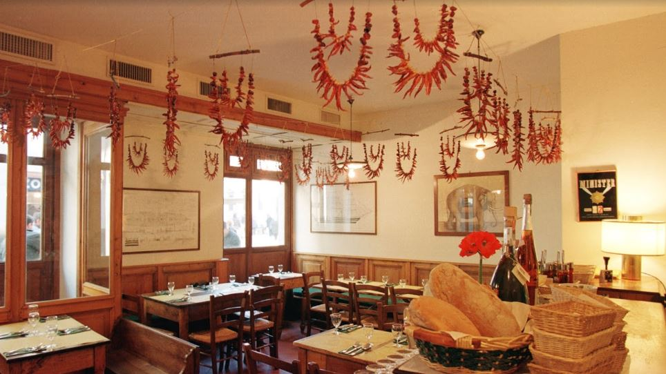 Italian Restaurants in Florence, Famous Italian Restaurants,