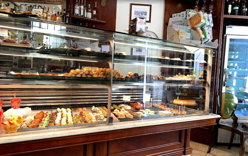 Cafe in Tuscany, Florence Cafes, Most Visited Cafe in Tuscany