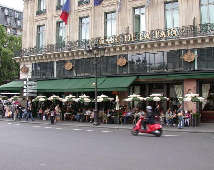 Movie Locations of Paris, Film Shoot Location in Paris