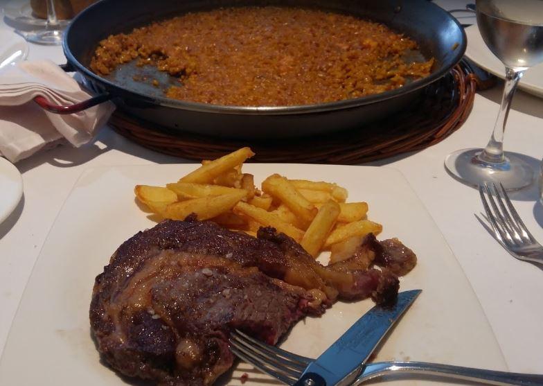 Best Paella in Spain, Spanish Best Paella