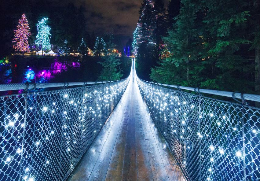 Christmas activities in Vancouver Canada, what to do in Vancouver bc Christmas,