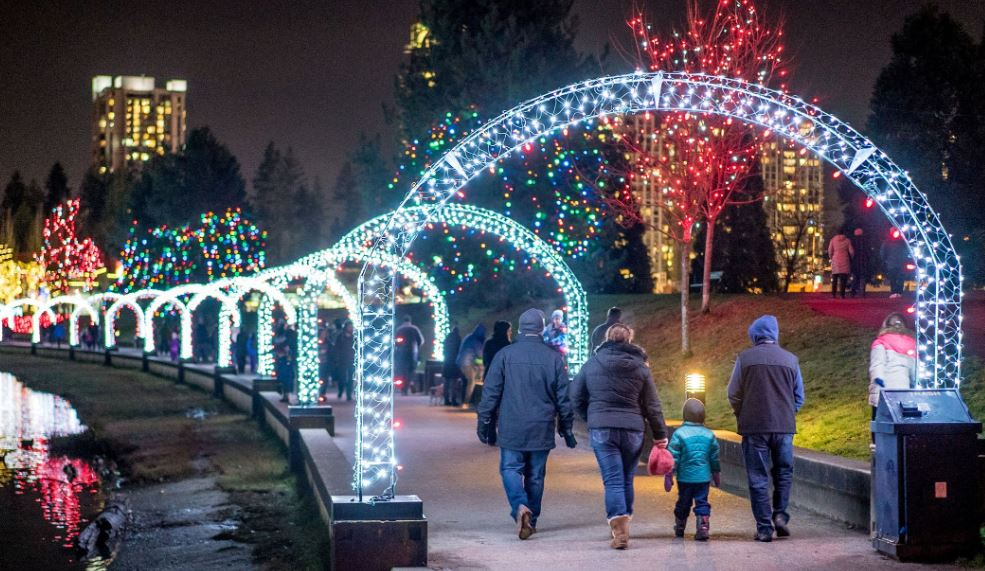 fun Christmas things to do in Vancouver, best things to do in Vancouver at Christmas,