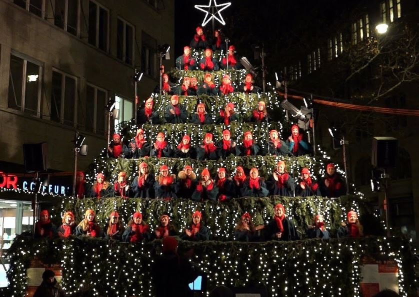 Christmas Things to do in Zurich, What to do in Zurich at Christmas