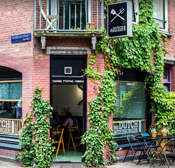 the best burger place in Amsterdam, popular burger restaurants in Amsterdam, amazing Burger restaurants in Amsterdam