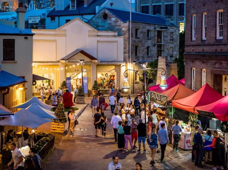 Famous Christmas Market in Sydney, Sydney's 10 Best Christmas Market