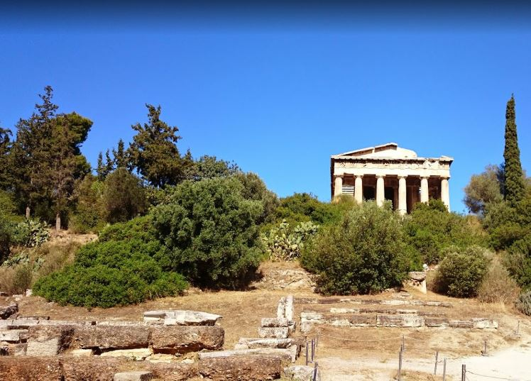 Monuments in Athens, landmarks of Athens