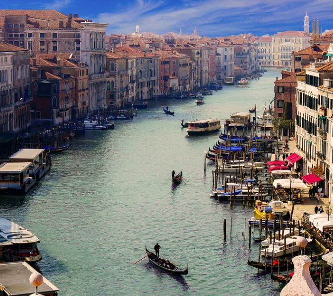 best places to go in Venice Italy in 2020, top ten places to visit in Venice Italy in 2020