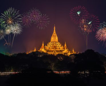 Best Cities in Myanmar