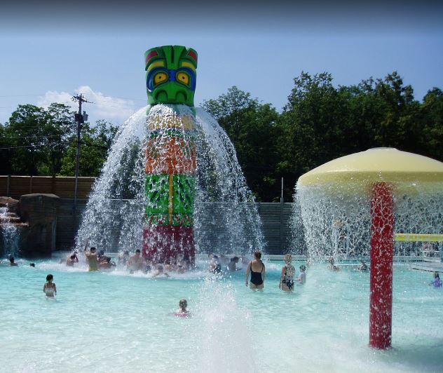 Water Parks in New York City, Aqua Parks in New York City