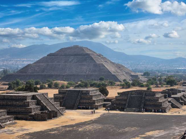 old monuments in Mexico, facts about Mexico, most famous historical sites in Mexico, most visited monuments in Mexico,