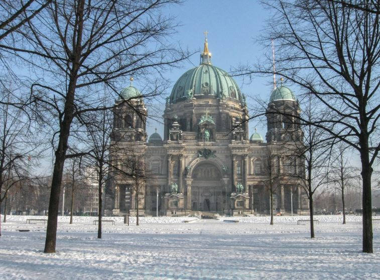 places to visit in Berlin in January 2020, Tourist Attractions to Visit Berlin in January