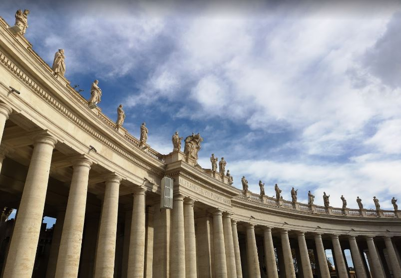 Monuments in Vatican City, landmarks of Vatican City