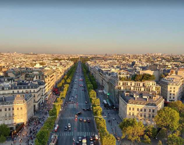 what is Paris famous for, what makes Paris famous, Latin Quarter, best-known places in Paris