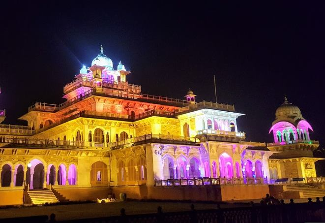what is Jaipur famous for, what makes Jaipur famous, Albert Hall Museum, famous jewelry shops in Jaipur