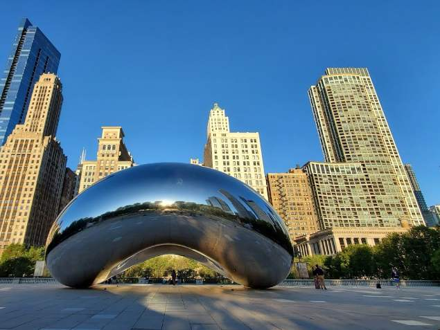 Chicago best known for, Chicago's famous places to visit, famous Chicago hot dogs