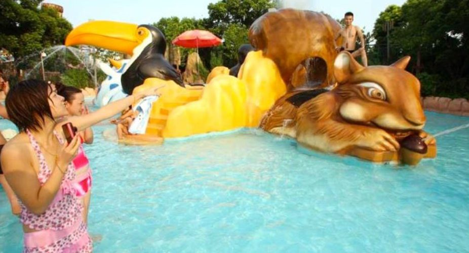 best water parks in Shanghai, aqua parks in Shanghai, top 10 water parks in Shanghai
