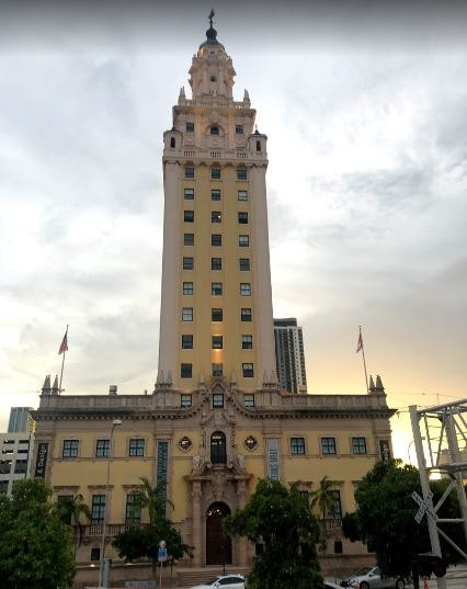 The top monuments in Miami, here the explained list of monuments in Miami contains the proper information regarding some popular historic monuments in Miami