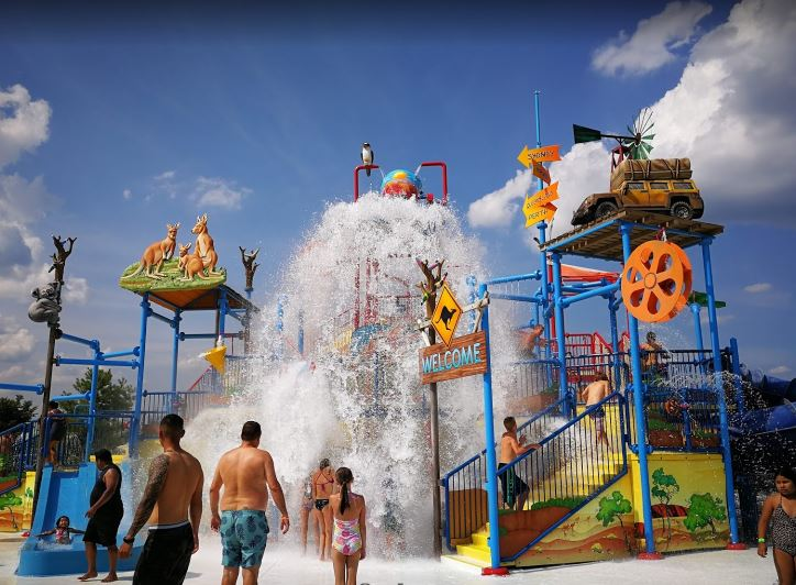 Water Parks in Chicago, Aqua Parks in Chicago