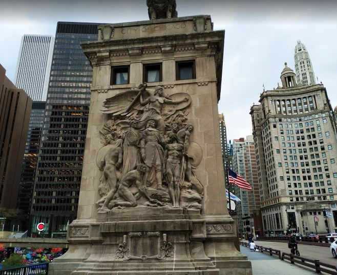 monuments in Chicago, popular monuments in Chicago, famous monuments in Chicago, historical monuments in Chicago