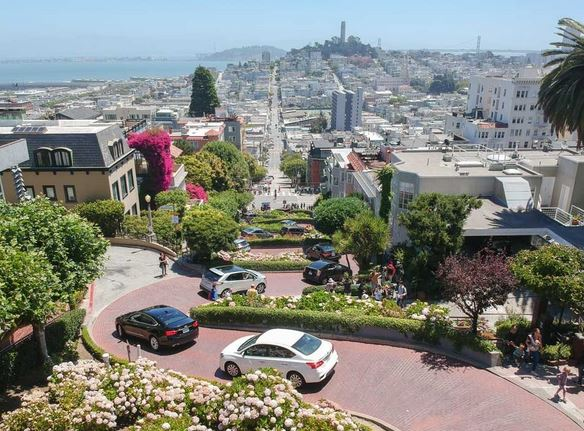 natural monument in San Francisco