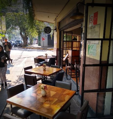 Famous restaurants in Mexico City