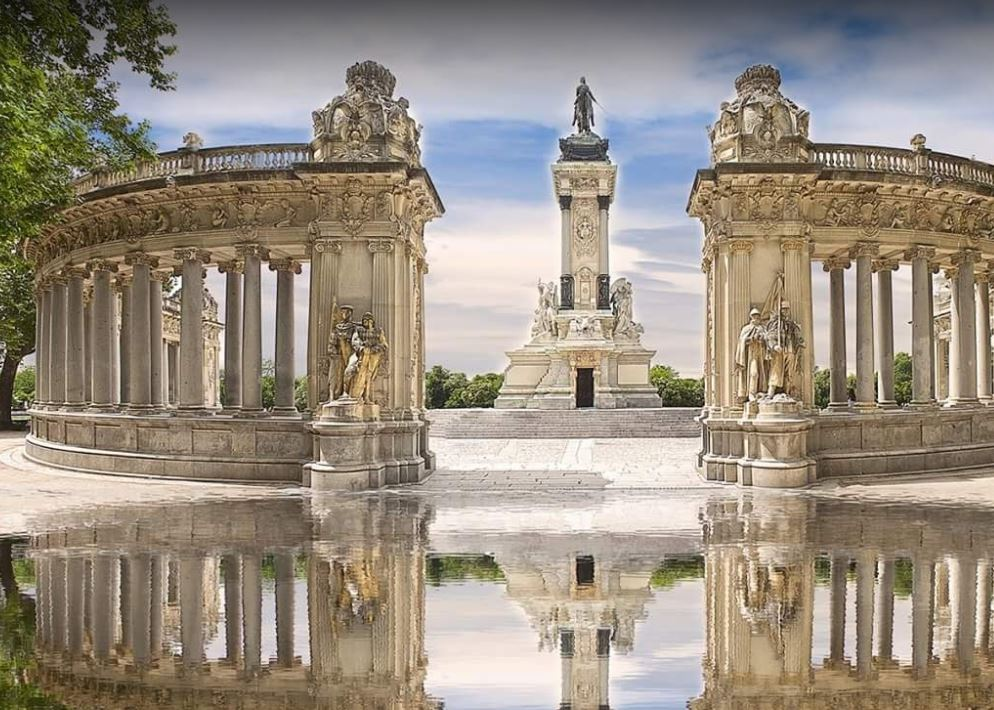 Famous Monuments of Madrid