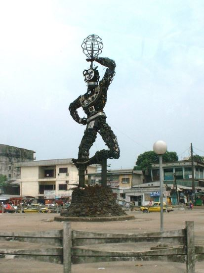 Monuments in Cameroon, landmarks of Cameroon