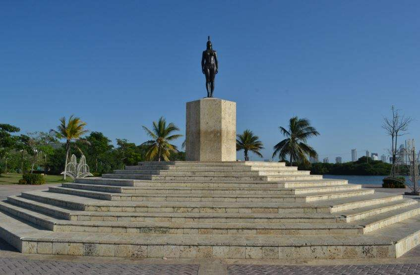 important monuments in Colombia, historical monuments in Colombia, Colombian monuments