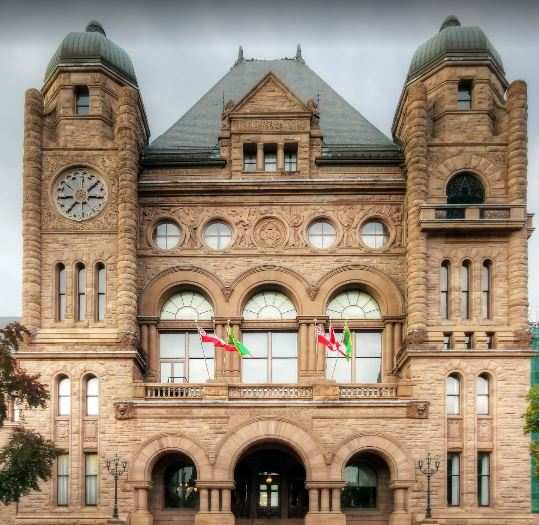 most famous monuments in Toronto, ancient monuments in Toronto, old monuments in Toronto,