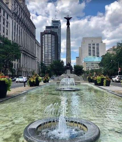old monuments in Toronto, iconic monuments in Toronto, beautiful monuments in Toronto, top monuments in Toronto, historical monuments in Toronto, best monuments in Toronto
