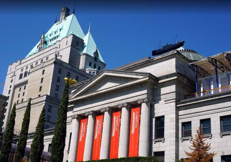 best monuments in Vancouver, popular monuments in Vancouver, ancient monuments in Vancouver