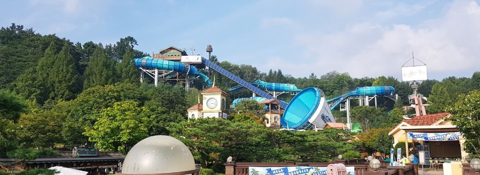Theme Parks in Seoul, Amusement Parks in Seoul