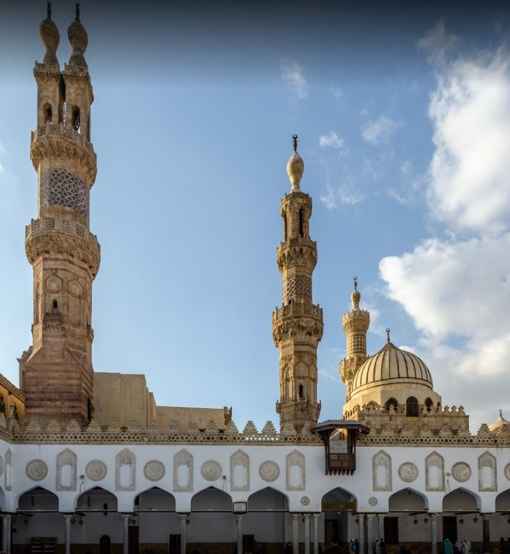 Famous Monuments in Cairo