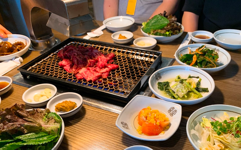 Famous Foods of Seoul