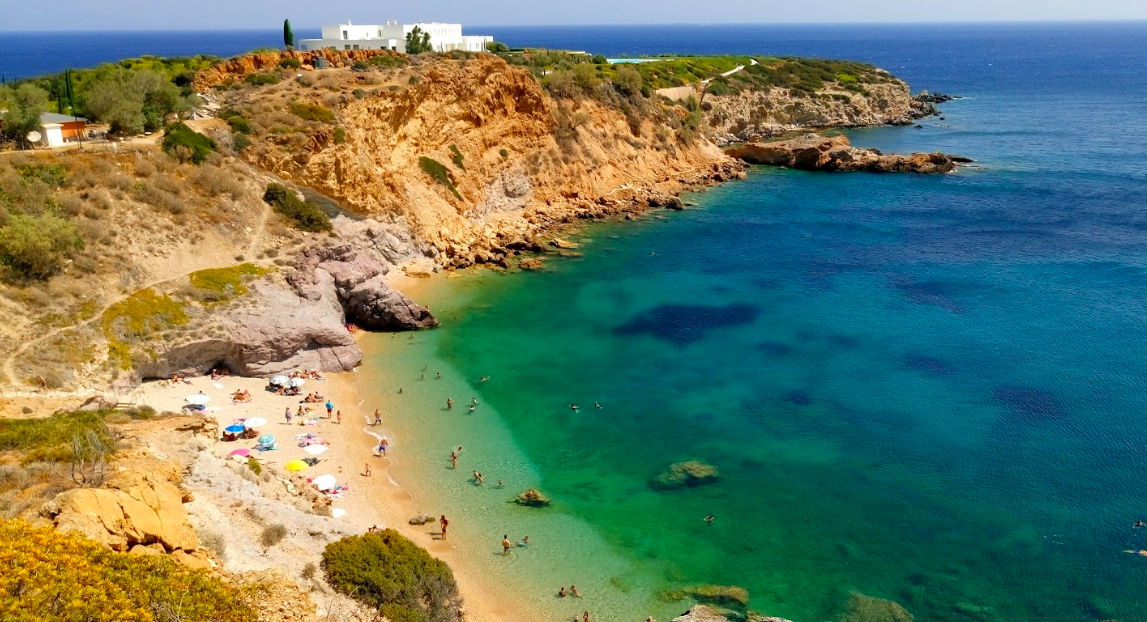 Beaches in Athens, Best Beaches to visit in Athens