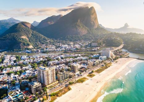 top beach in Rio