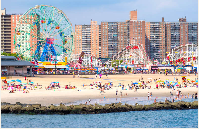 Famous Beaches in New York