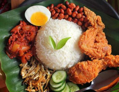 Famous Foods in Singapore