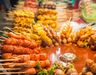Foods to Eat in Bangkok
