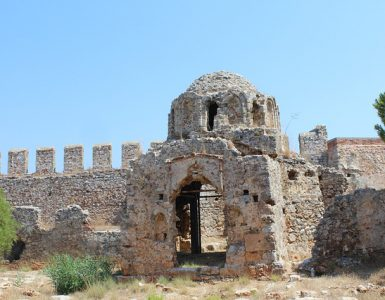 Most Visited Monuments in Antalya