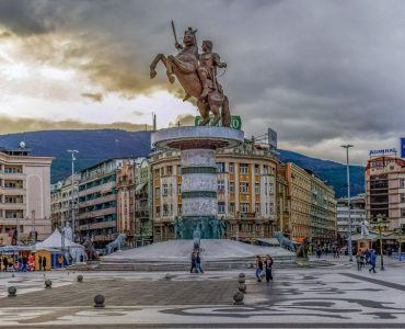 monuments in Macedonia, famous monuments in Macedonia