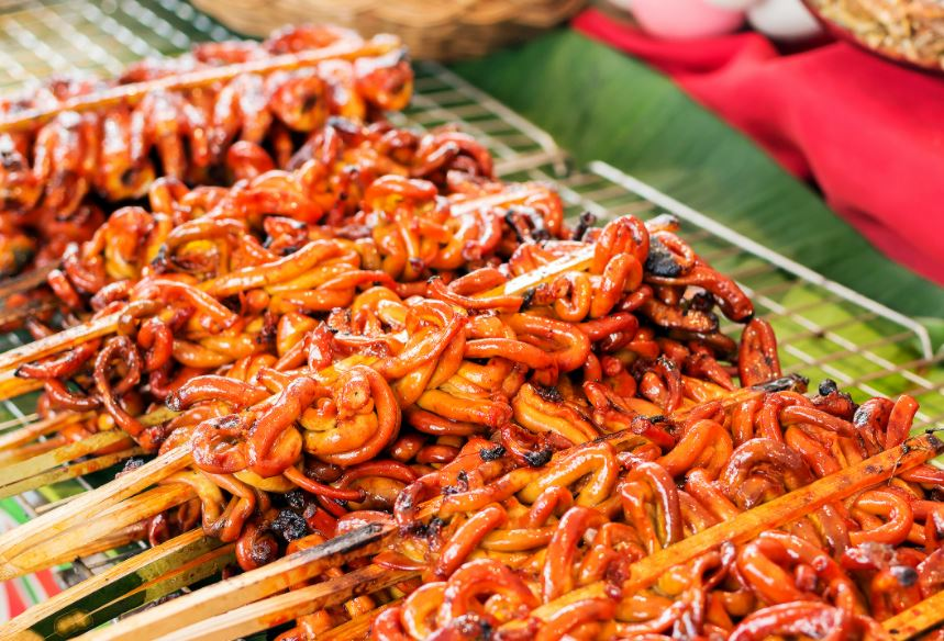 Weird Foods in Philippines