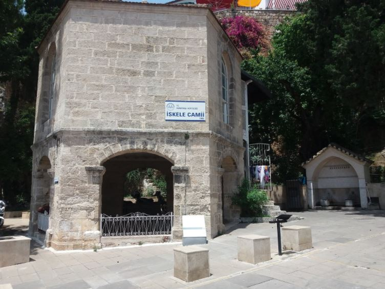Famous Monuments in Antalya