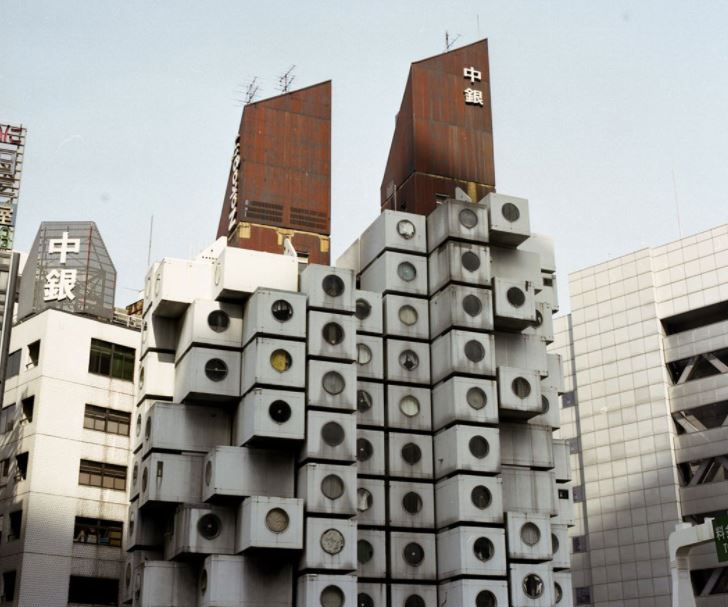 unusual places to stay in japan