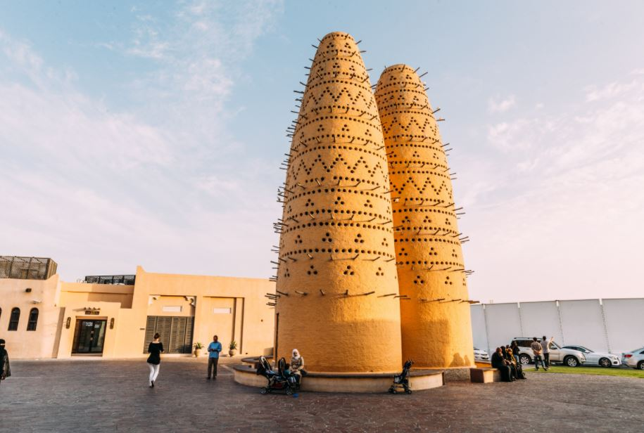 most visited monuments in Qatar
