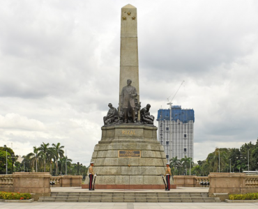 important monument in the Philippines, oldest monument in the Philippines