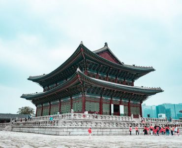 Monuments in South Korea, Famous Monuments in South Korea